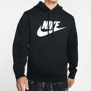 Nike Mens Graphic Pullover Hoodie